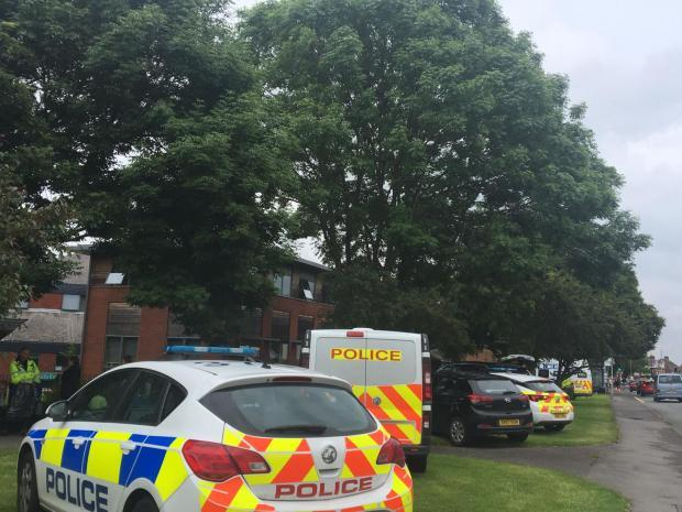 DIDCOT KNIFEMAN: 25-year-old arrested after police standoff