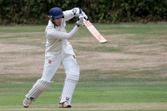 Club captain Joe Dale is backing Cumnor to continue their fine form in the Village Cup, but is on holiday for Sunday's match at Binfield Picture: Ric Mellis