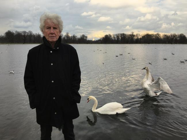 Long time gone: Graham Nash returns on Sunday with a show at the New Theatre