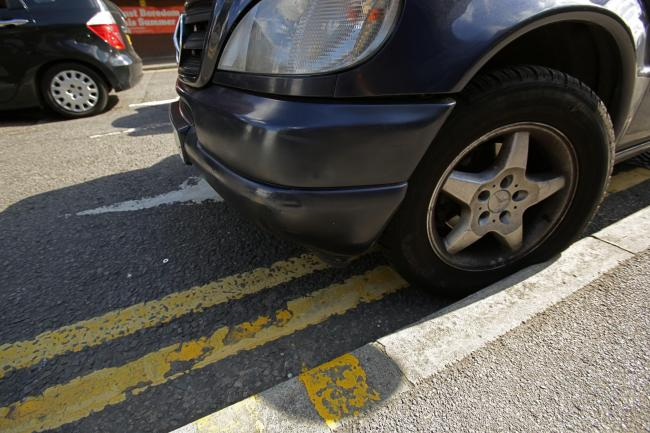 Road markings are used to show drivers where it is safe and legal to park and overtake