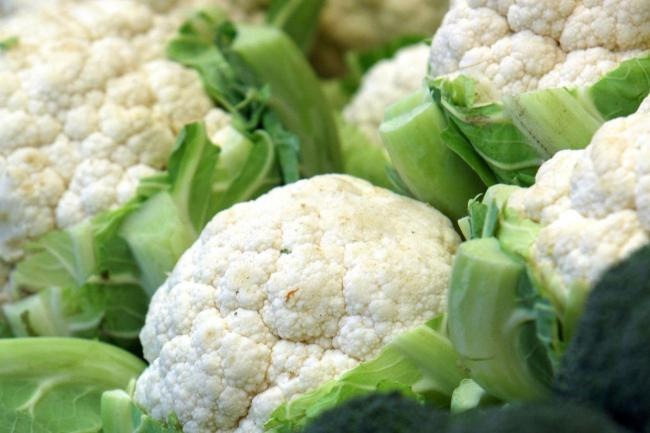 Cauliflower shortage