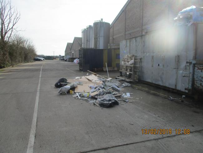 The incident in February involved Met Catering Ltd, who have been prosecuted. Picture: South Oxfordshire District Council