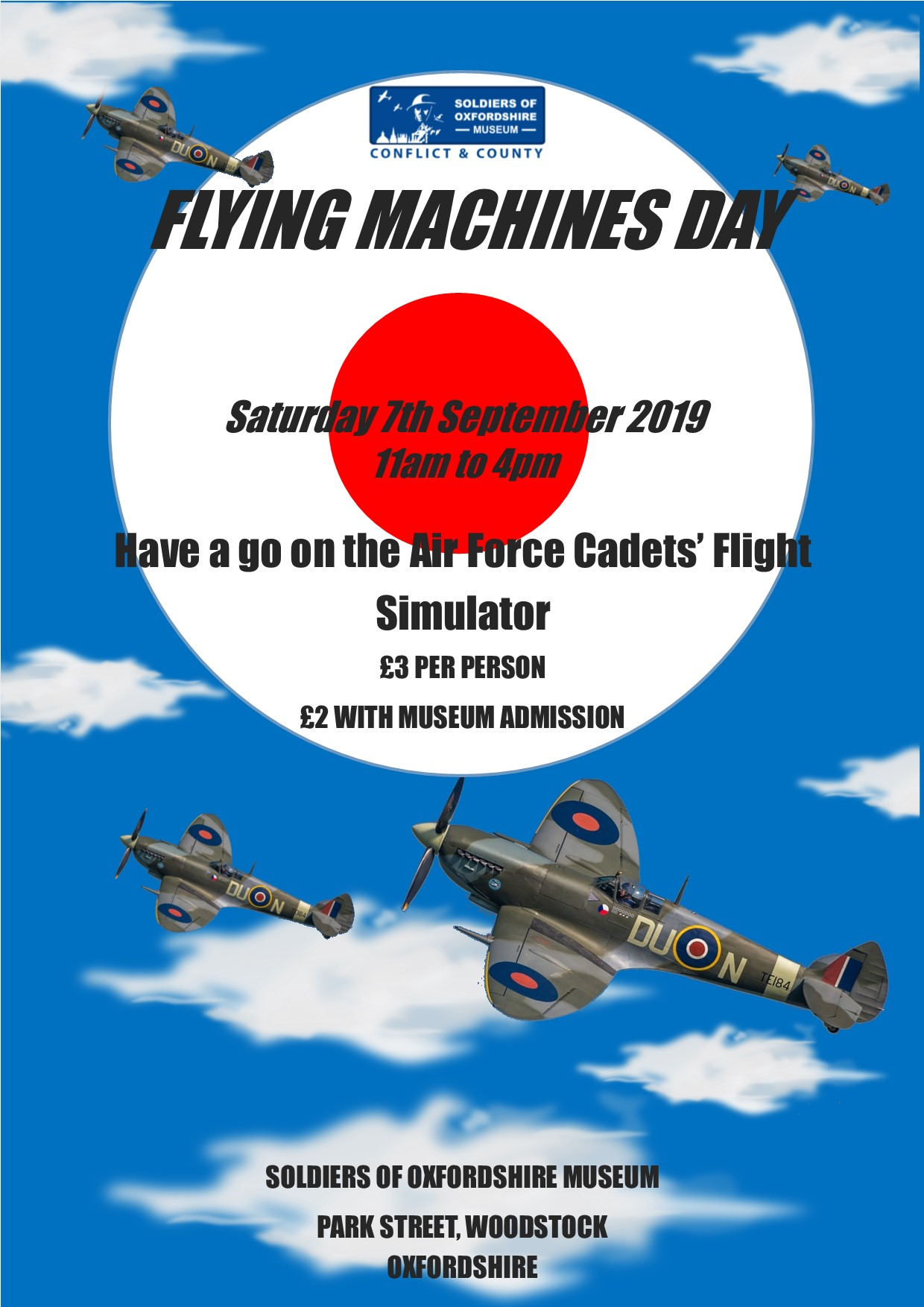 Flying Machines Day at SOFO Museum