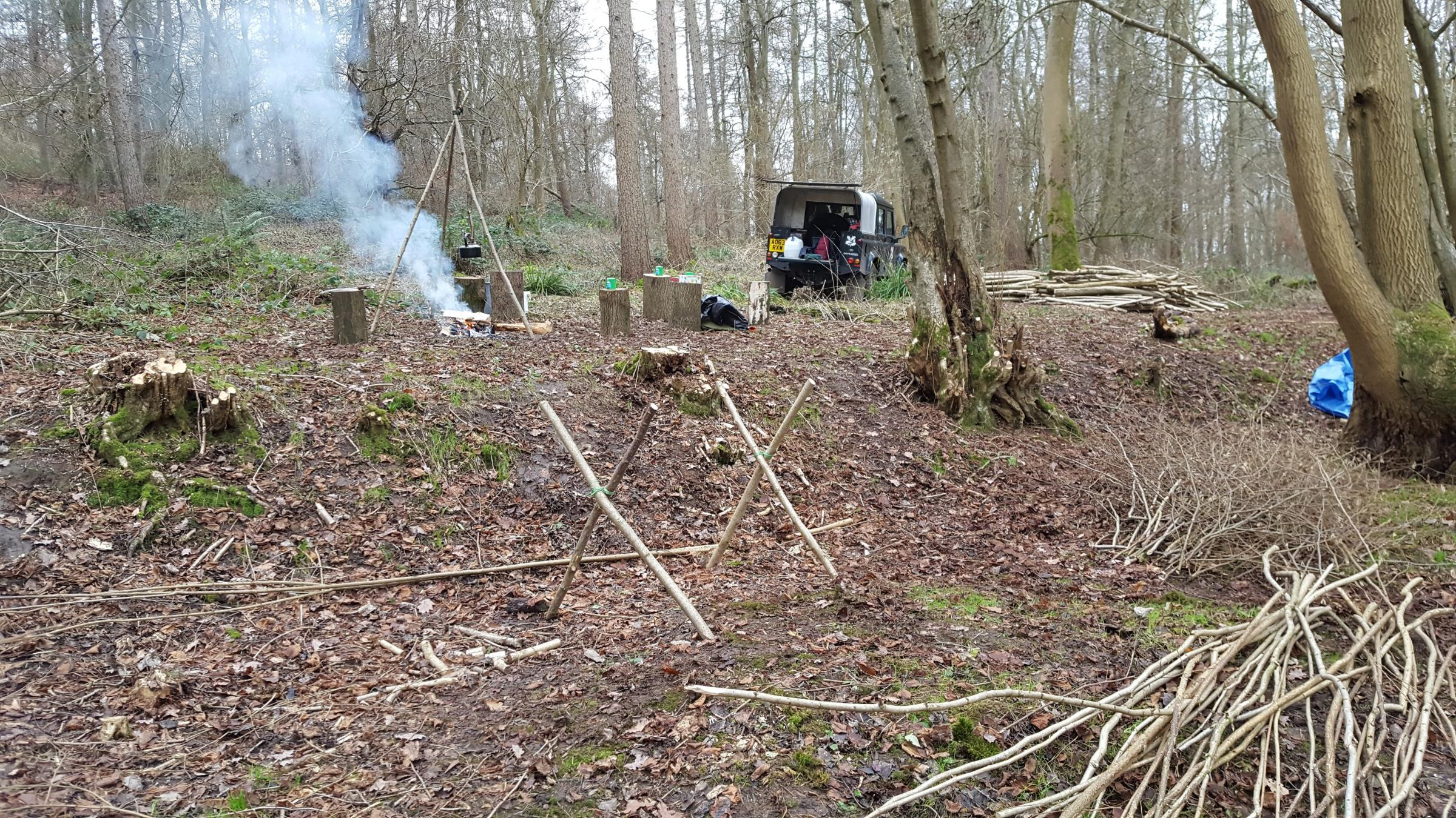 Introduction to Coppicing Workshop