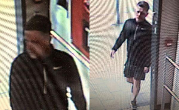 Police have released CCTV images after a burglary in London Road, Headington Picture: Thames Valley Police