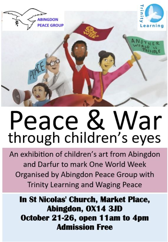 Peace & War though Children's Eyes