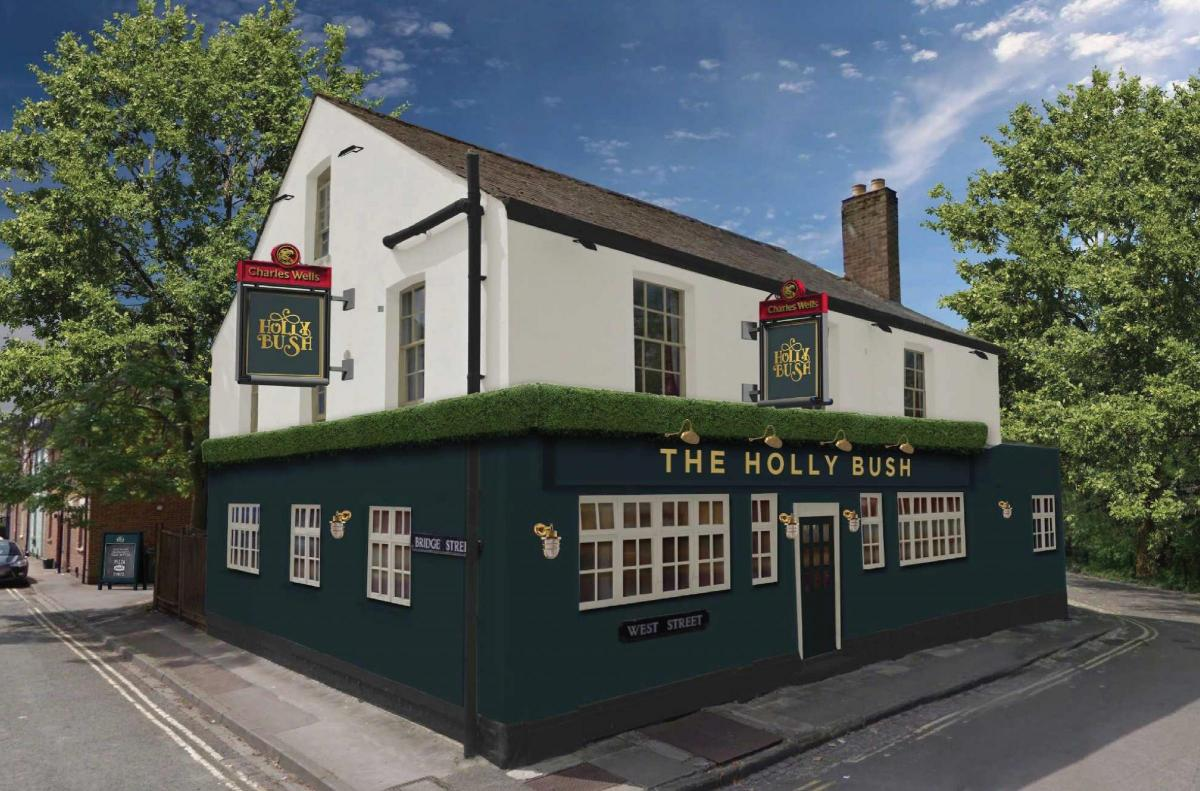 Holly Bush Pub Oxford Set To Reopen October 2019