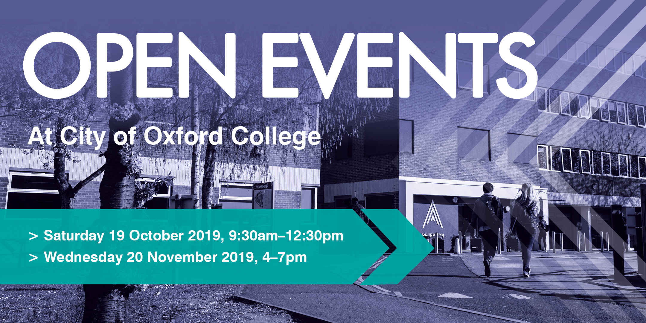 City of Oxford College Open Event