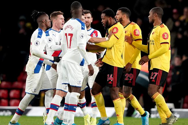Watford remain in trouble after a goalless draw with Crystal Palace