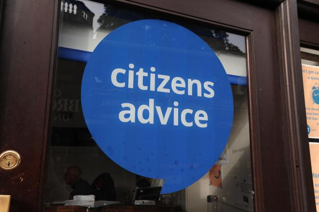 Citizens Advice, Oxford.