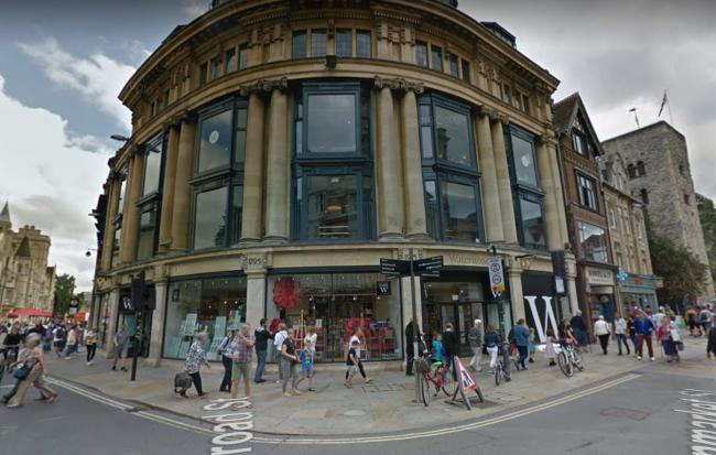Waterstones latest high street retailer to shut due to Covid-19