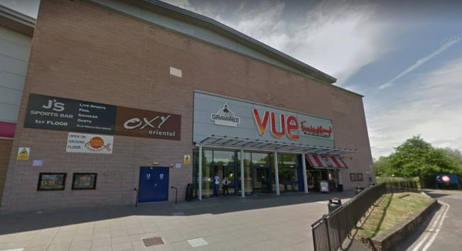The outside of the Ozone leisure centre. Picture: Google Maps