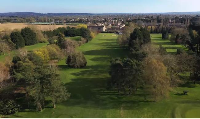 North Oxford Golf Course. Picture: via YouTube.