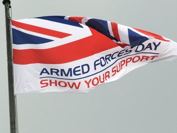 City council marks Armed Forces Day