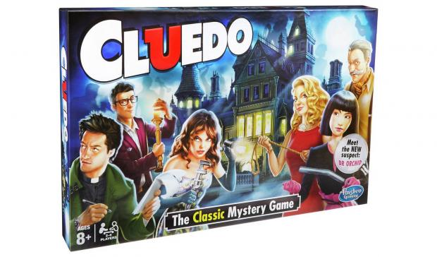 thisisoxfordshire: Cluedo board game. Picture: Hasbro Gaming