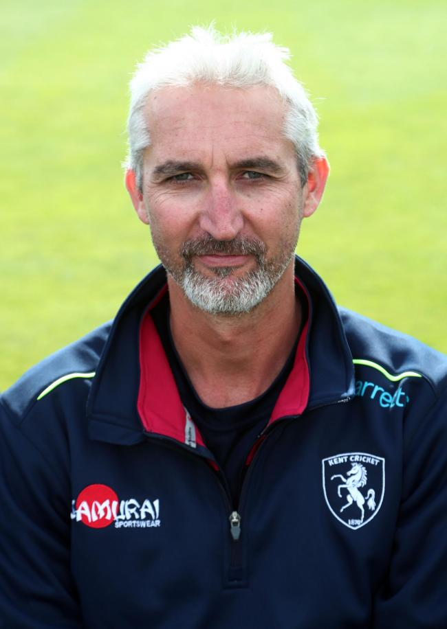 Former Australia bowler Jason Gillespie, who is head coach at Sussex   Picture: Gareth Fuller/PA Wire