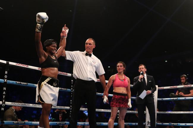 Nicola Adams won her first professional fight on this day in 2017