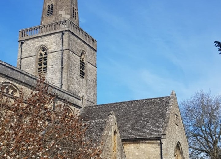 St Mary's Church Kidlington