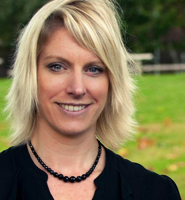 thisisoxfordshire: Katrina Percy, Southern Health NHS Foundation Trust chief executive