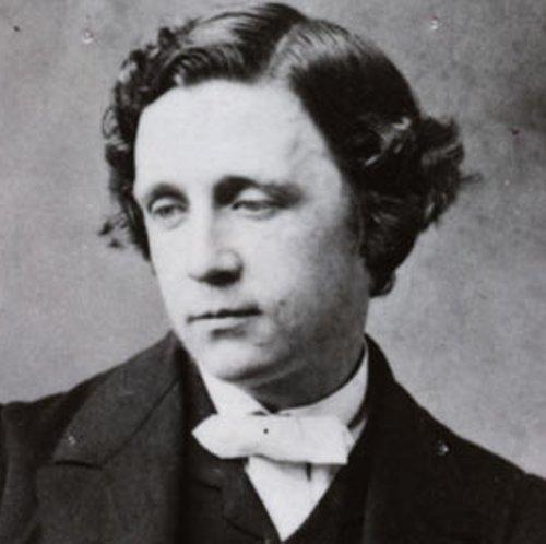 Author Lewis Carroll