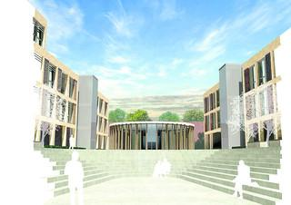 Plans for a St Hilda's College development, above, on a site in Chapel Street, East Oxford, have been dropped