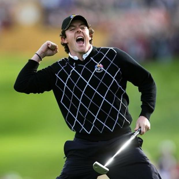 thisisoxfordshire: Rory McIlroy