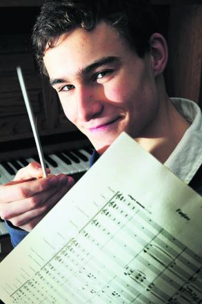 Young composer's Royal Opera honour
