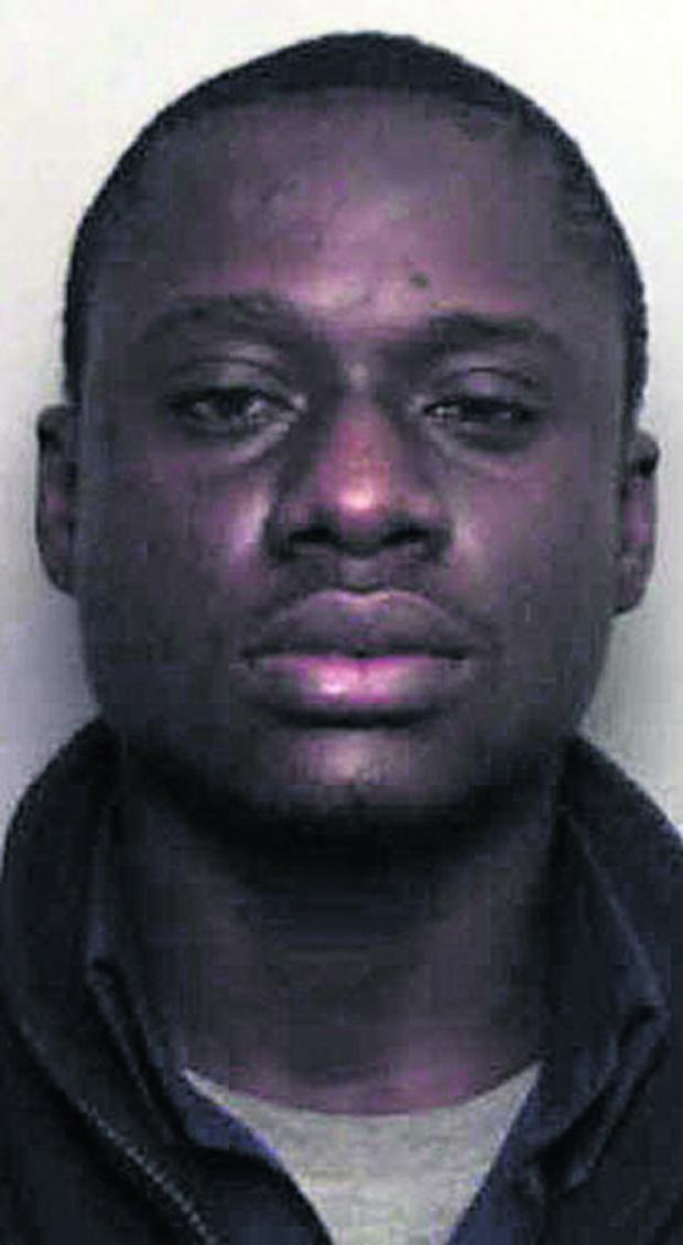 thisisoxfordshire: Sampson Olajie Makhinde is wanted in connection with a 2009 rape in Oxford