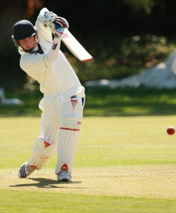 Charlie Fisher scored 102 to set up Witney Swifts' first win in Division 3