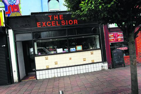 thisisoxfordshire: The Excelsior cafe in Cowley Road