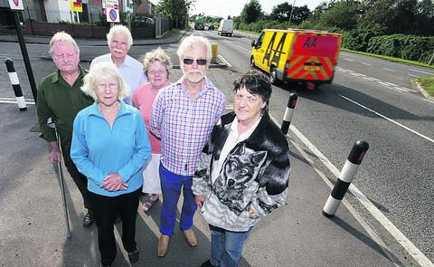 Residents and councillors are celebrating the new limit