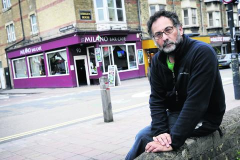 Councillor Craig Simmons is pleased his objection to an application for late opening hours at the Milano Bar in Cowley Road was upheld