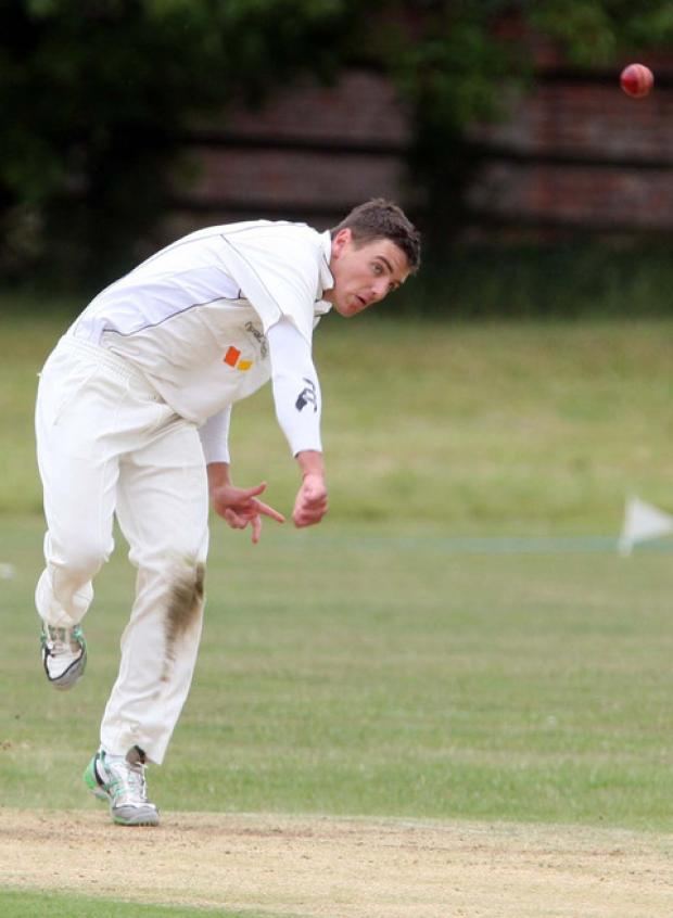 Richard Cook returns for Aston Rowant tomorrow