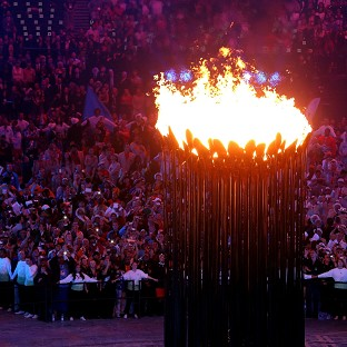 The closing ceremony of the Paralympics has been dubbed the Festival of Flame
