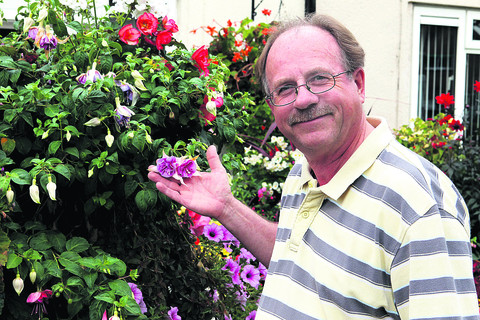Green fingers get the gold at Oxford In Bloom