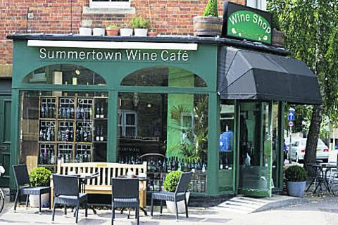 Summertown Wine Cafe