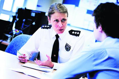 Oxford Mail reporter Ben Wilkinson talks to Chief Inspector Cecilia Agger about human trafficking