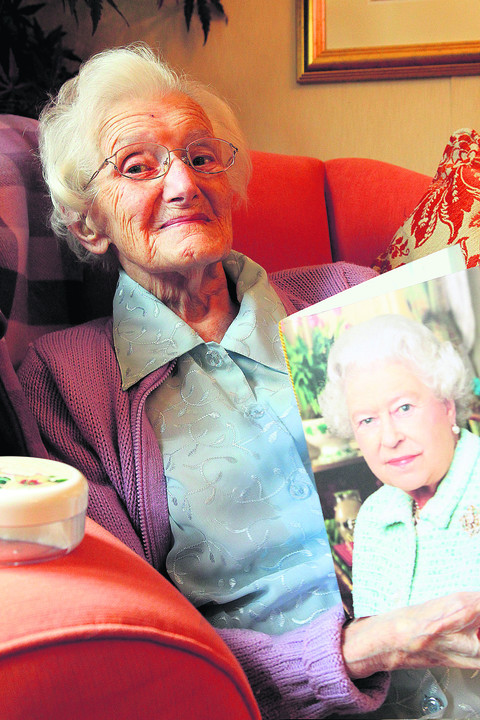 Former shoe shop owner marks 100 years
