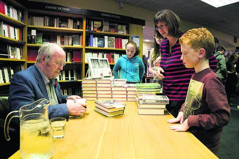 Author Philip Pullman is worth waiting for