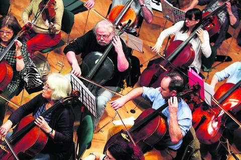 thisisoxfordshire: String orchestra
