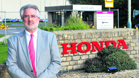Job fears at parts firm after Honda axes 800 staff