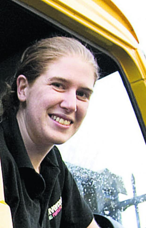 thisisoxfordshire: Youth worker Hannah Kinross