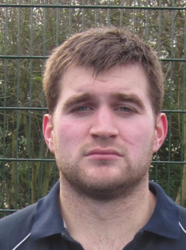 thisisoxfordshire: Jack Briggs used to play for Oxford Cavaliers