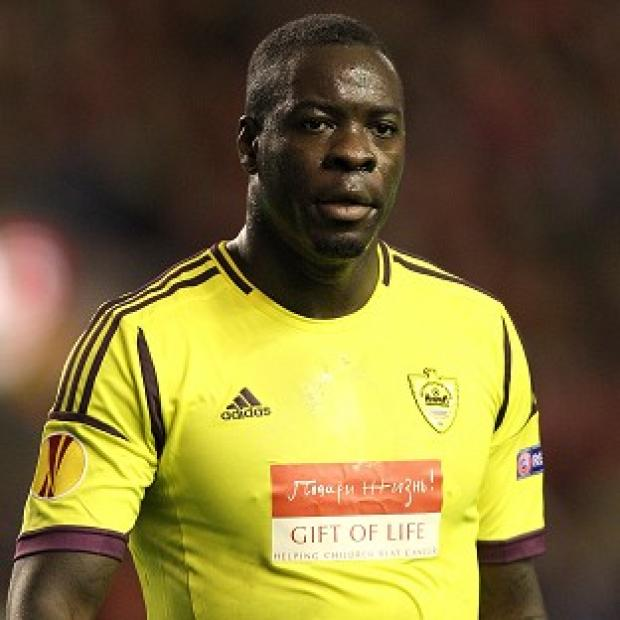 QPR are believed to have triggered Christopher Samba's release clause at Anzhi
