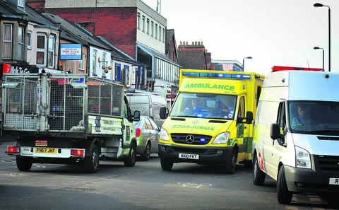 Ambulance chiefs' plea