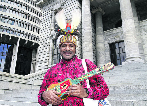West Papua campaigner vows not to be silenced