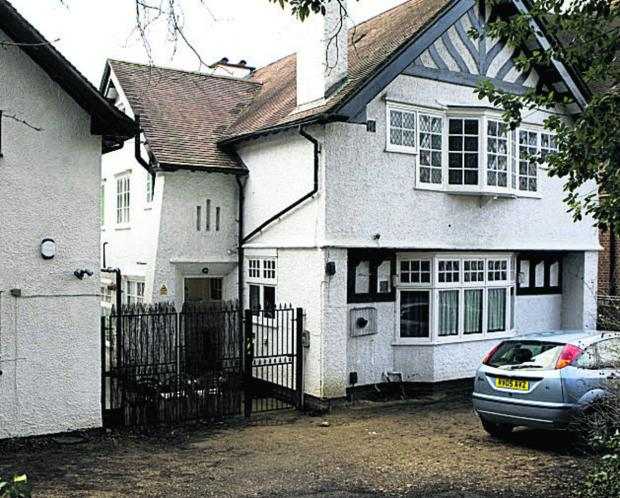 The Iffley Road property