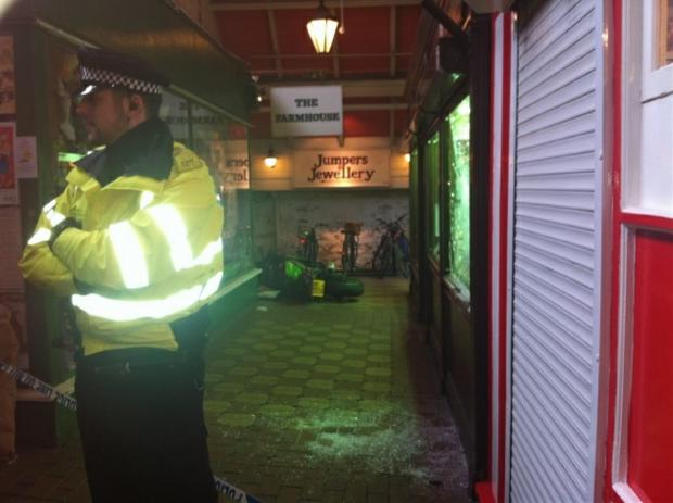 Covered Market jewellery shop owner tells inquest he was