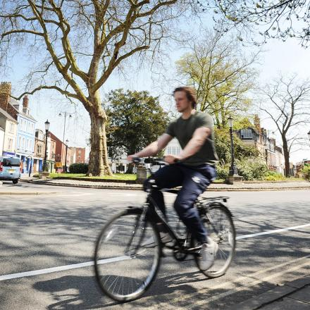 'Cycle streets' could be considered for Oxford