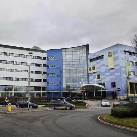 The John Radcliffe Hospital